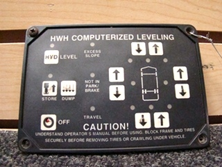 USED RV/MOTORHOME HWH COMPUTERIZED LEVELING CONTROLLER FOR SALE