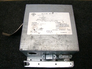 USED RV/MOTORHOME PARALLAX POWER SUPPLY AUTOMATIC TRANSFER SWITCH FOR SALE