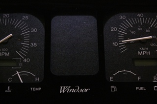 USED WINDSOR DASH CLUSTER FOR SALE