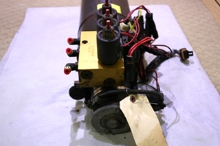 USED POWER GEAR HYDRAULIC PUMP 500453 FOR SALE  **OUT OF STOCK**