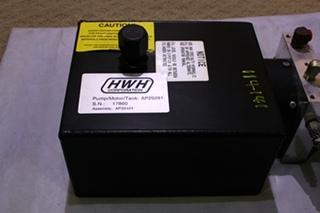 USED RV/MOTORHOME HWH HYDRAULIC PUMP AP29281 FOR SALE