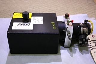 USED RV/MOTORHOME HWH HYDRAULIC PUMP AP29281 FOR SALE