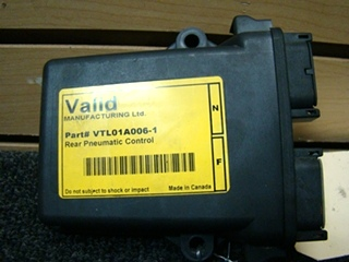 USED RV/MOTORHOME POWER GEAR REAR PNEUMATIC CONTROL FOR SALE
