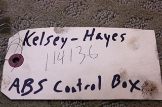 USED KELSEY-HAYES ABS CONTROL BOX 12765501 FOR SALE