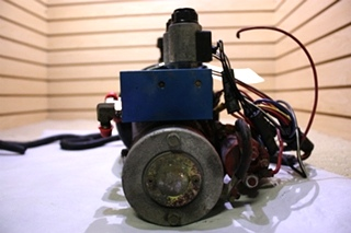 USED POWER GEAR HYDRAULIC PUMP 500825 FOR SALE