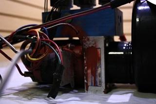 USED POWER GEAR HYDRAULIC PUMP 500825 FOR SALE