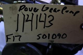 **SOLD** USED RV/MOTORHOME POWER GEAR HYDRAULIC PUMP 501090 FOR SALE