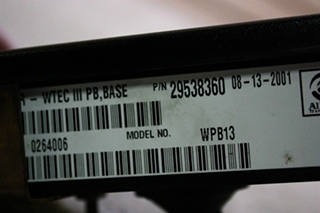 USED ALLISON TOUCH PAD SHIFT SELECTOR 29538360 FOR SALE