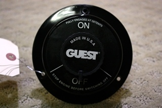 USED GUEST ENGINE CUT OFF SWITCH 2102 FOR SALE