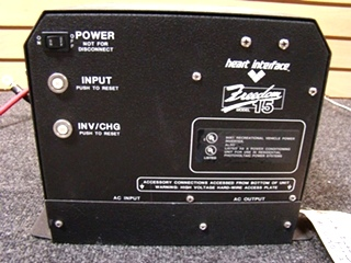 Power Inverters - Converters